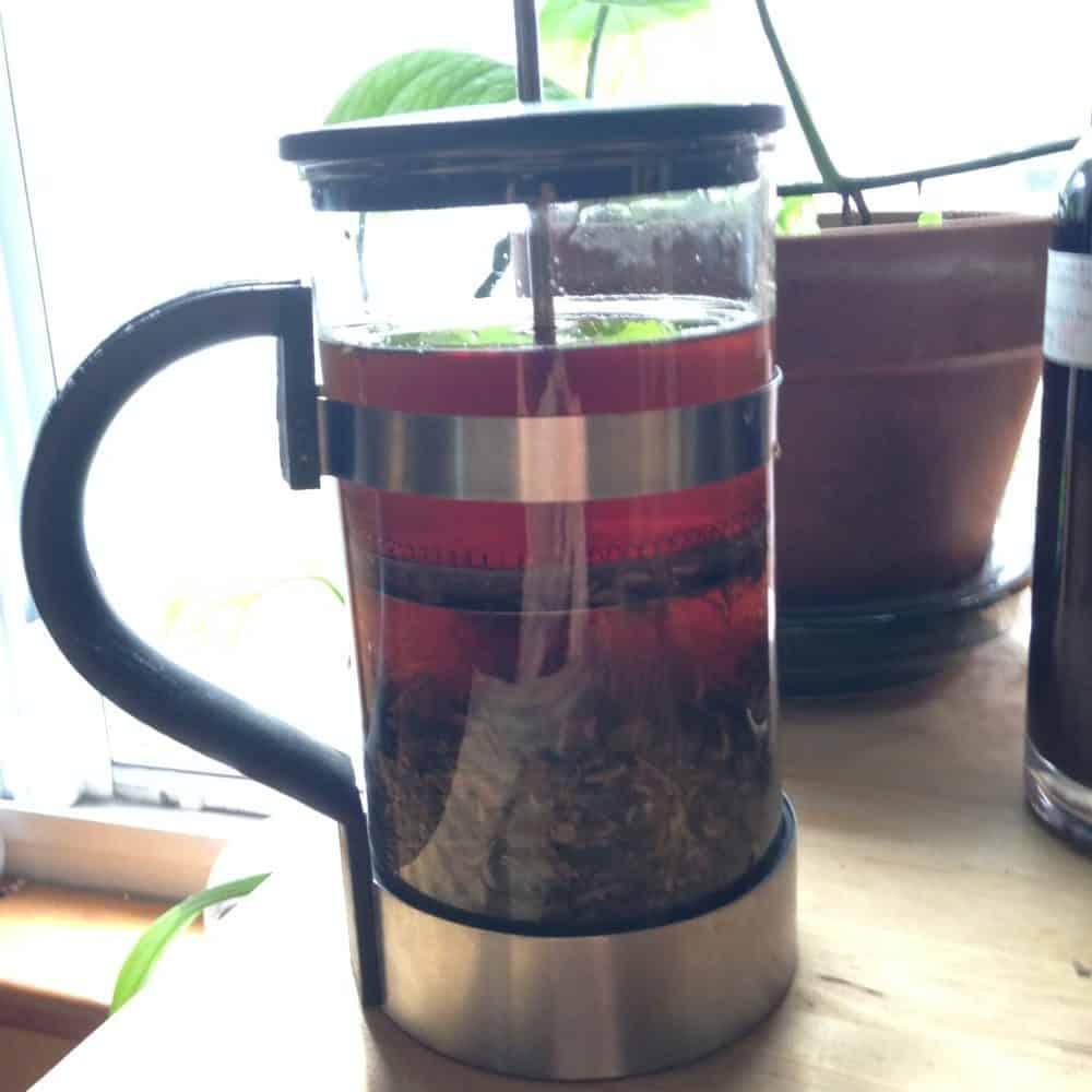 Nutritious Miracle Tea