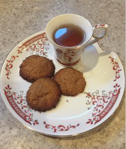 ginger chamomile teatime