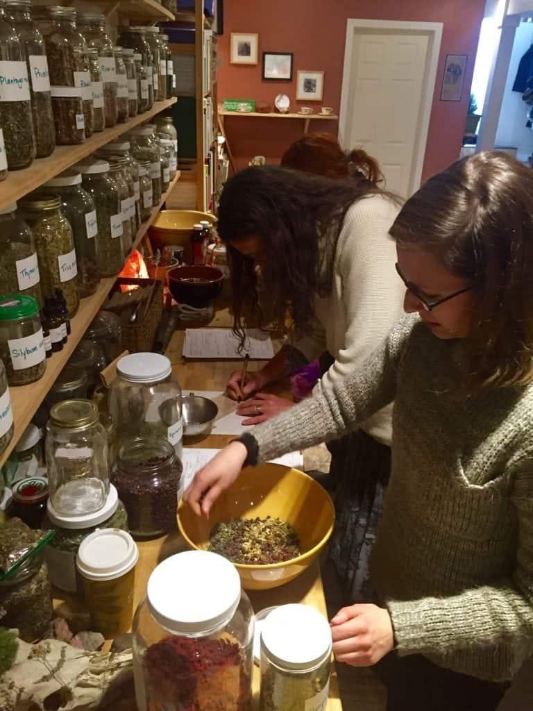 family herbalism