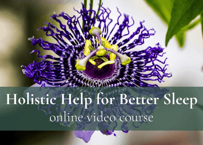 Holistic Help for Better Sleep image link
